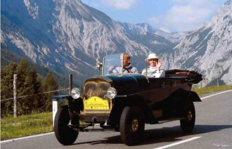 Sommer Events am Semmering - PS starke Events