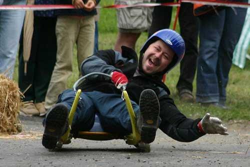 Sommer Events am Semmering - Seifenkistenrennen