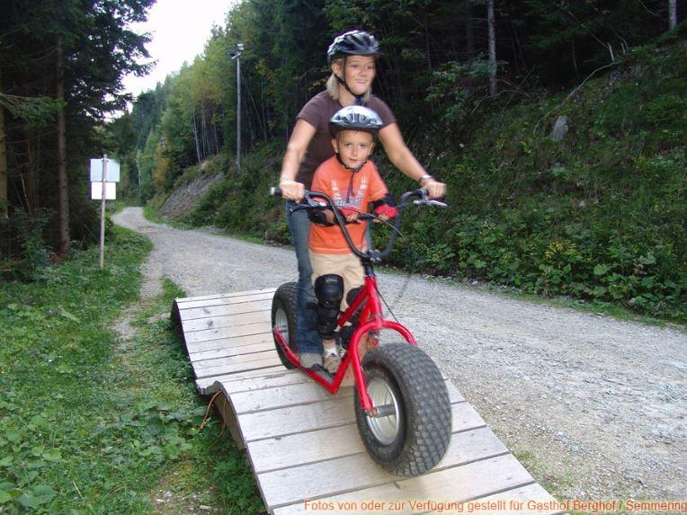 Sommer am Semmering - Bikepark