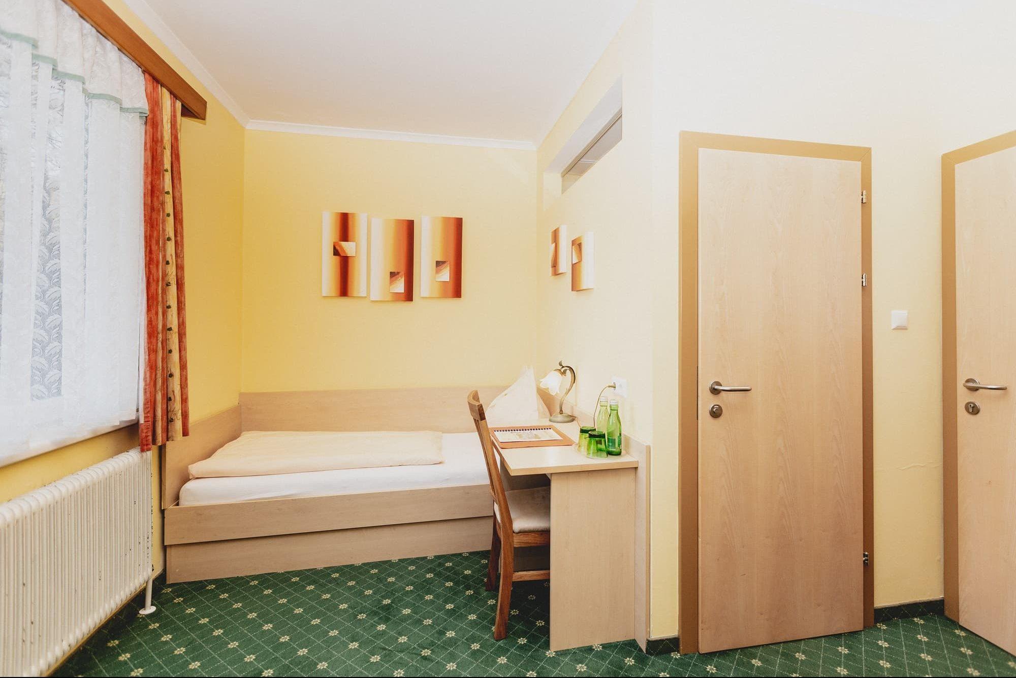 Gasthof Berghof Einbettzimmer