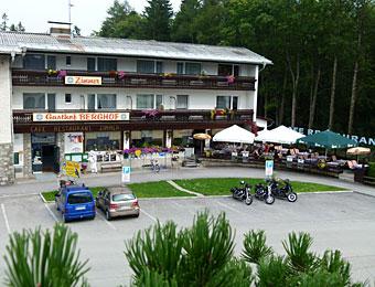 Gasthof Berghof Außenansicht